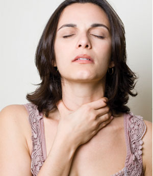 Severe Gerd And Neck Pain